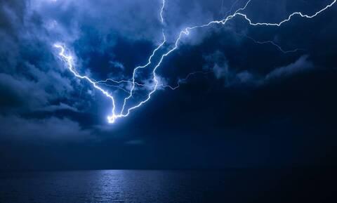 Καιρός «Μπάλλος»: Προειδοποίηση για επικίνδυνα καιρικά φαινόμενα στην Κρήτη από την Πέμπτη (14/10)