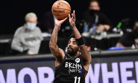 «Βόμβα» στο NBA - Οι Νετς κόβουν το μπάσκετ στον Ίρβινγκ (photos)