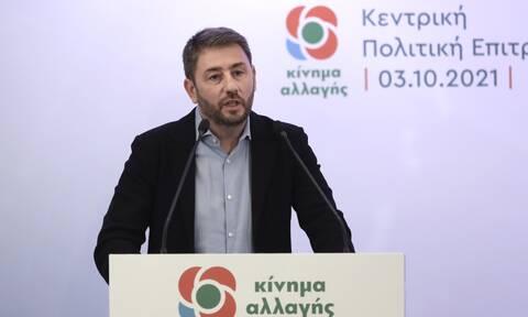 Ανδρούλακης στο Newsbomb.gr για Φώφη Γεννηματά: Αναστέλλω την προεκλογική μου εκστρατεία