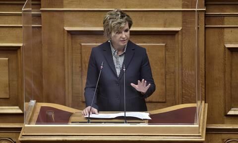 Όλγα Γεροβασίλη για εξεταστική επιτροπή: Δεν έχουμε καμία αντίρρηση για το χρονικό περιθώριο