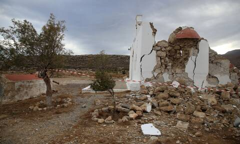 Σε ετοιμότητα η ΕΕ για παροχή βοήθειας στην Κρήτη, μετά τον σεισμό των 6,3 Ρίχτερ