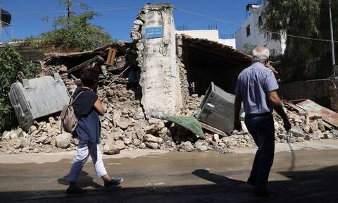 e-ΕΦΚΑ: Κατ' εξαίρεση εξυπηρέτηση των σεισμόπληκτων του Αρκαλοχωρίου