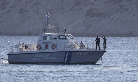 Σύγκρουση πλοίων Άγιος Ευστράτιος