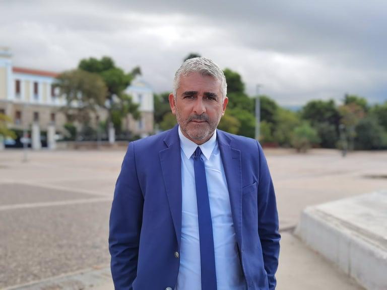 Ο Πρόεδρος της Ένωσης Εστιατορίων και Συναφών Αττικής κ. Γιάννης Δαβερώνης