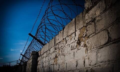 Φωτιά φυλακές Αλικαρνασσού