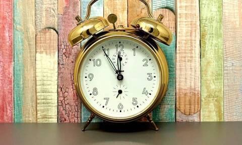 Αλλαγή ώρας 2021: Η επίσημη ανακοίνωση για το πότε αλλάζει σε χειμερινή