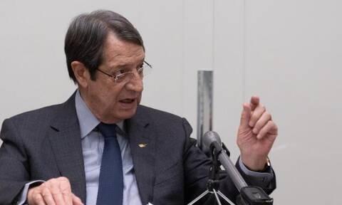 Αναστασιάδης: Η Κύπρος θα λάβει τα μέτρα για να επιτύχει τους στόχους της Συμφωνίας του Παρισιού