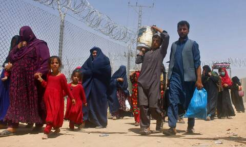 Μετανάστες από Αφγανιστάν