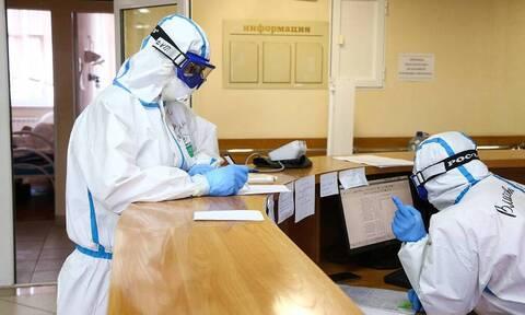 В Москве заболеваемость коронавирусом среди школьников выросла в 2,5 раза