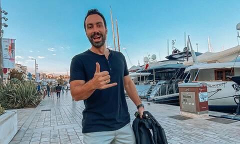 Ο Τανιμανίδης ξανά στο εξωτερικό: Τι κάνει η Μπόμπα μόνη στην Αθήνα (photos)