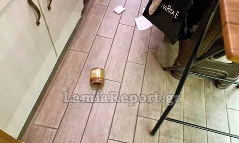 Λαμία: Διαρρήκτες μπούκαραν σε κατάστημα και έφαγαν ένα βάζο μερέντα!