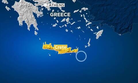 На Крите произошло новое землетрясение магнитудой 6,3 балла