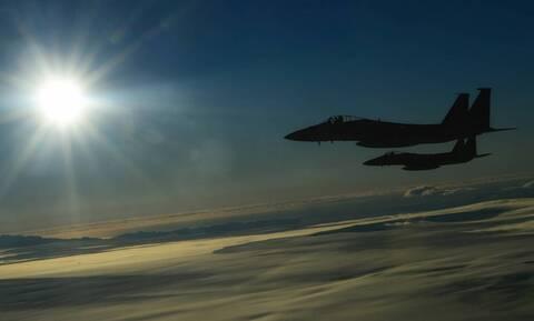 Νέο τουρκικό παραλήρημα: Θεωρίες συνωμοσίες της Άγκυρας για τα αμερικανικά F-15 στην Ελλάδα