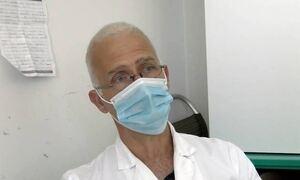 В Каламате найден мертвым глава отделения COVID-19 Никос Грамматикопулос