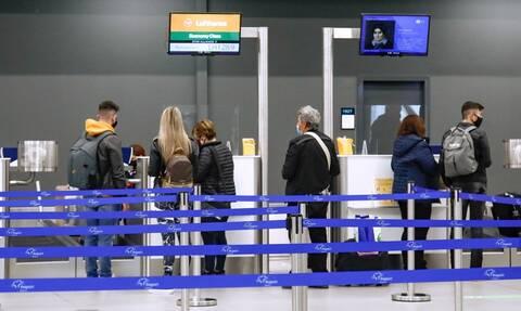 Θεσσαλονίκη: Συνελήφθη 59χρονος που αρνήθηκε να κάνει rapid test στο αεροδρόμιο