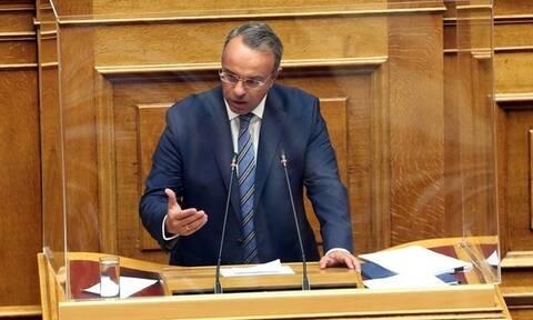 Σταϊκούρας: «Στόχος η επίτευξη υψηλής και διατηρήσιμης ανάπτυξης»