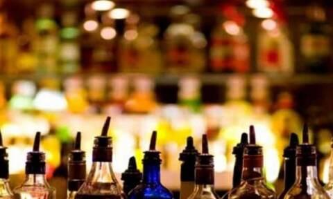 Παράνομα ποτά Θεσσαλονίκη