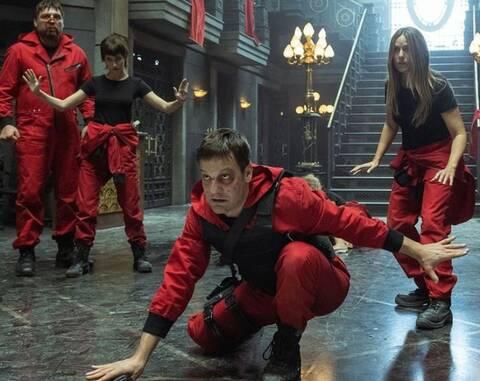 La Casa de Papel: Το τέλος πλησιάζει στο νέο τρέιλερ της 5ης σεζόν