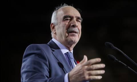 Ο Β.Μεϊμαράκης επανεξελέγη αντιπρόεδρος της ΚΟ του ΕΛΚ