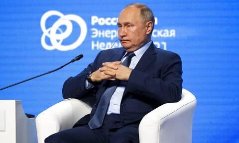 Βλαντίμιρ Πούτιν φυσικό αέριο