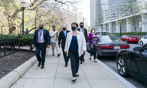 H Κρισταλίνα Γκεοργκίεβα παραλίγο να απομακρυνθεί από τη θέση της στο Διεθνές Νομισματικό Ταμείο