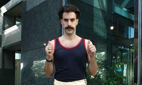 Sacha Baron Cohen: Ο πιο ακραίος κωμικός της εποχής μας