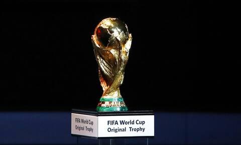 Η FIFA θέλει Μουντιάλ με συνδιοργανωτές το Ισραήλ και την Παλαιστίνη!