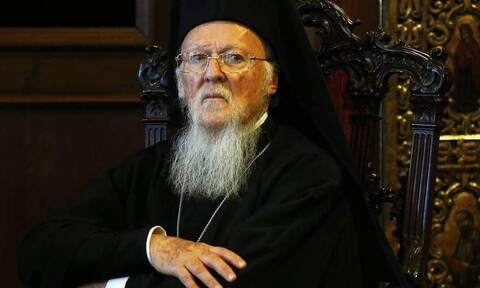 Στην Ελλάδα τον Νοέμβριο ο Οικουμενικός Πατριάρχης Βαρθολομαίος
