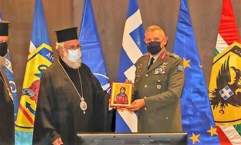 Σύμφωνο συνεργασίας Αρχιεπισκοπής Αθηνών- ΓΕΕΘΑ για τους στρατιωτικούς ιερείς