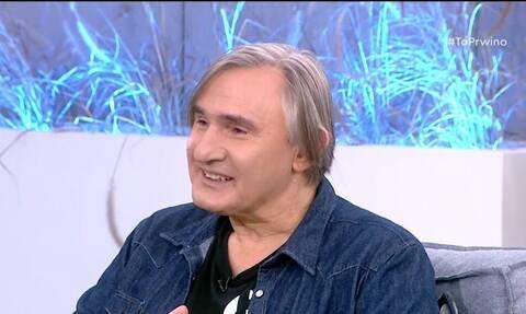 Άκης Σακελλαρίου: «Ήμουν 10 μέρες σε κώμα» (video)