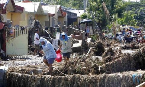 Φιλιππίνες: Τυφώνας σάρωσε το αρχιπέλαγος, 11 νεκροί, επτά αγνοούμενοι