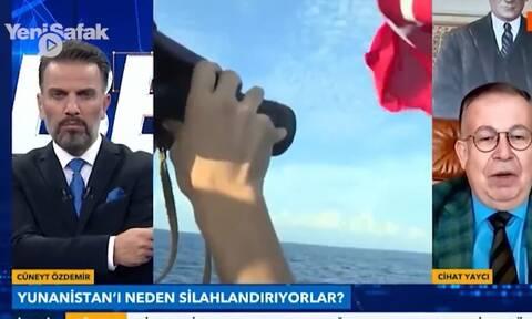 Τούρκος απόστρατος αντιναύαρχος