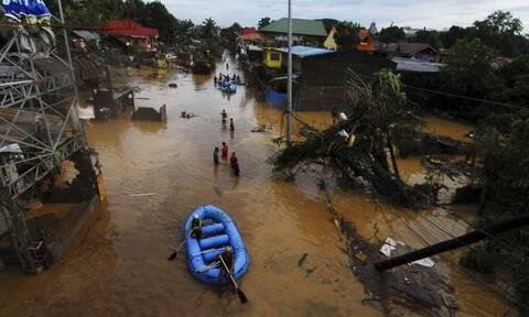 Φιλιππίνες: Έντεκα νεκροί και επτά αγνοούμενο μετά από το πέρασμα τυφώνα