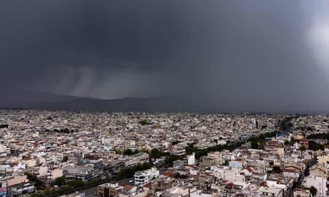 Κακοκαιρία «Μπάλλος»: Μεγάλος κίνδυνος για πλημμύρες σήμερα - Συναγερμός σε όλη τη χώρα