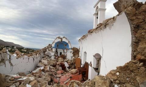 Σεισμός στην Κρήτη - Τσελέντης: «Δυστυχώς δεν έχουμε ακόμα μεγάλο μετασεισμό - Μας ανησυχεί»