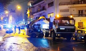 LIVE BLOG: Η κακοκαιρία «Μπάλλος» σαρώνει την Ελλάδα - Οι περιοχές με τα περισσότερα προβλήματα