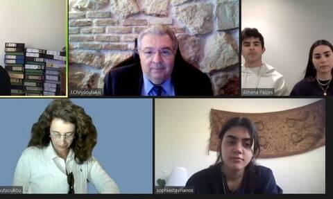 Επικοινωνία με τη νέα γενιά των Ελλήνων ομογενών ξεκινά ο Γιάννης Χρυσουλάκης