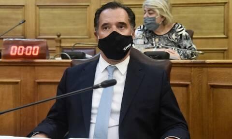 Στο στόχαστρο του ΣΥΡΙΖΑ ο Άδωνις Γεωργιάδης