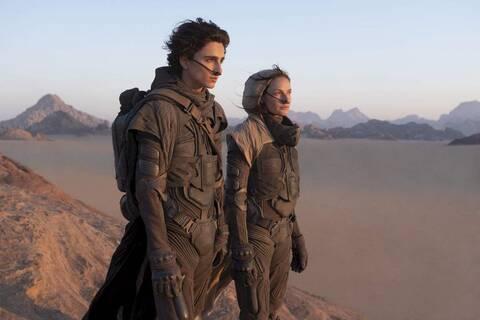 Dune, Τελευταία Μονομαχία και ό,τι νέο παίζει στα ελληνικά σινεμά