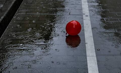 Κακοκαιρία «Μπάλλος»: Πλημμύρισε η Σχολή Καλών Τεχνών - Tα ταβάνια στάζουν νερά