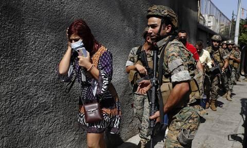 Σκηνές χάους στη Βηρητό