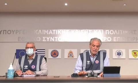 Κακοκαιρία «Μπάλλος» - Στυλιανίδης: «Δύσκολο διήμερο» - Κλειστά σχολεία σε Αττική, Εύβοια, Χαλκιδική