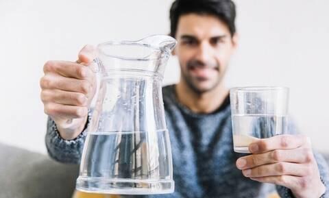 Νερό: Μόνο τότε σου κάνει περισσότερο καλό