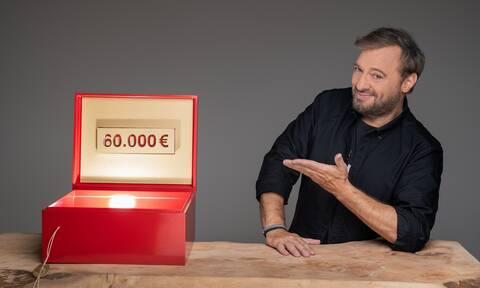 Deal: 1.240.000 τηλεθεατές παρακολούθησαν το συγκλονιστικό παιχνίδι της Δήμητρας