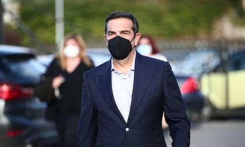 Τσίπρας κακοκαιρία κυβέρνηση