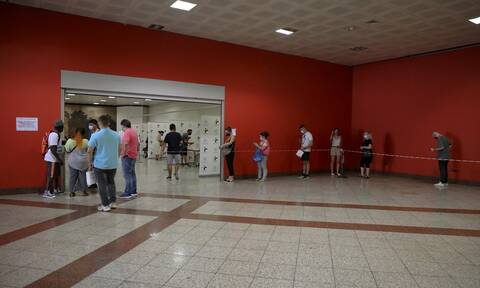 Κορονοϊός: Δωρεάν rapid test σήμερα Παρασκευή (15/10) σε 178 σημεία σε όλη τη χώρα
