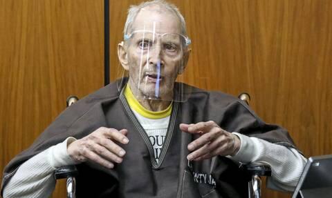 Ρόμπερτ Νταρστ: Iσόβια στον βαθύπλουτο κληρονόμο που σκότωσε την καλύτερή του φίλη και έγινε «σειρά»