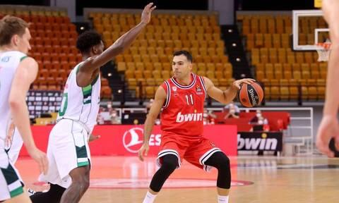 Ολυμπιακός-Ζαλγκίρις Κάουνας: Συνέχεια στις καλές εμφανίσεις