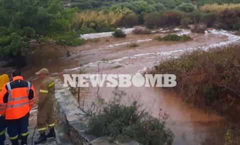 Εύβοια: Ο 69χρονος βοσκός είπε «με παίρνει το ρέμα, βοήθεια» πριν χαθεί - Τον ψάχνουν και με drone