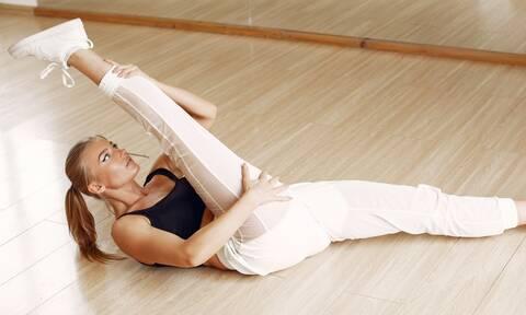 Το 15λεπτο πρόγραμμα γυμναστικής που θα αλλάξει το σώμα σου σε χρόνο dt